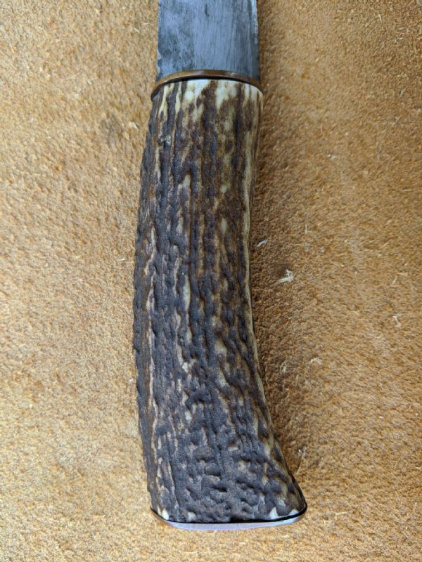 Medieval Domestic Knife by Hector Cole